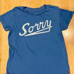 Prefresh Sorry Tee